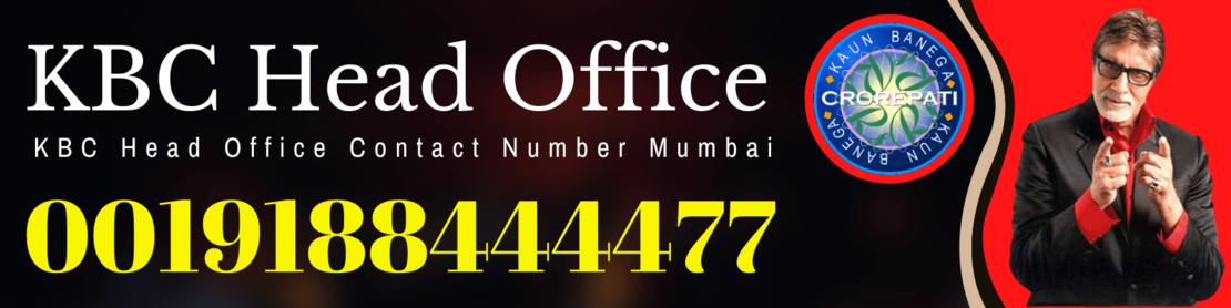 kbc-head-office-number-mumbai-